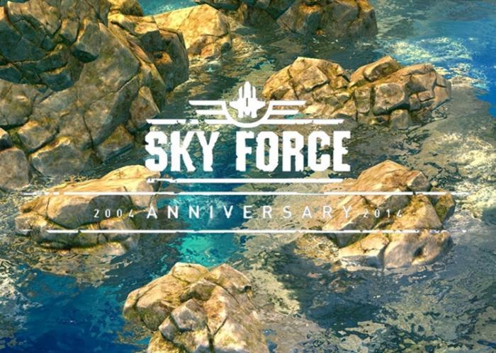 Vive la verdadera batalla aérea en Sky Force 2014