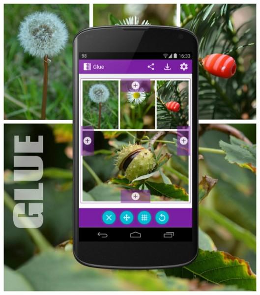glue-app-3 adicto al androide