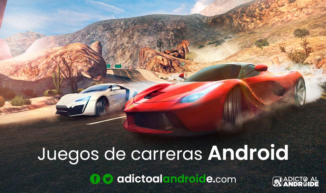 Juegos de carreras para tu dispositivo Android