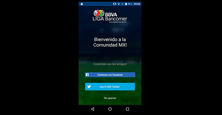 Liga BBVA Bancomer MX en vivo, en directo