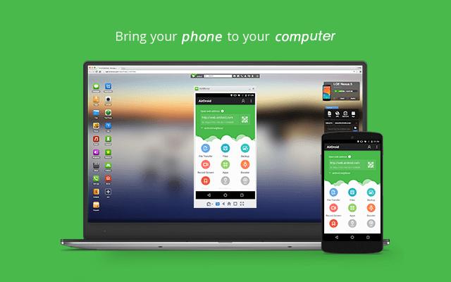 AirDroid, la mejor aplicación para controlar remotamente tu Android