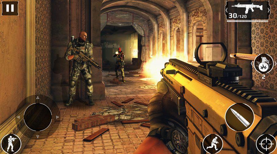 Modern Combat 5, nuevas armas, clases y modo multijugador totalmente gratis