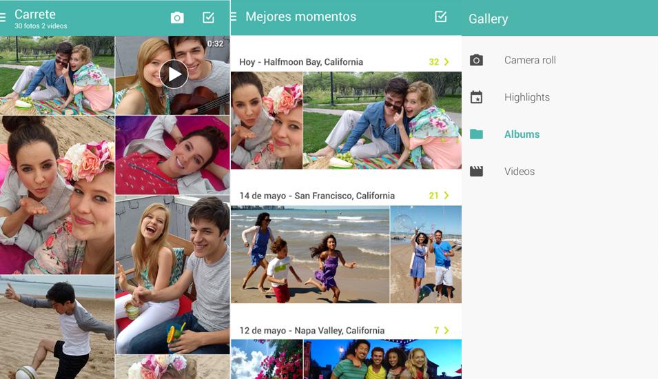 Descargar la Aplicación Galería de Motorola APK