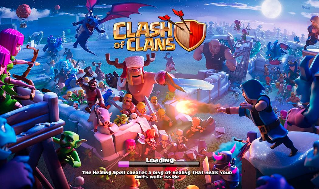 Clash of Clans recibe una gran actualización