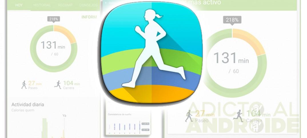 S Health ya es compatible con cualquier dispositivos android