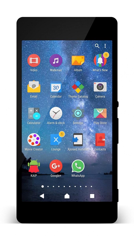 launcher de los Sony Xperia para cualquier Android
