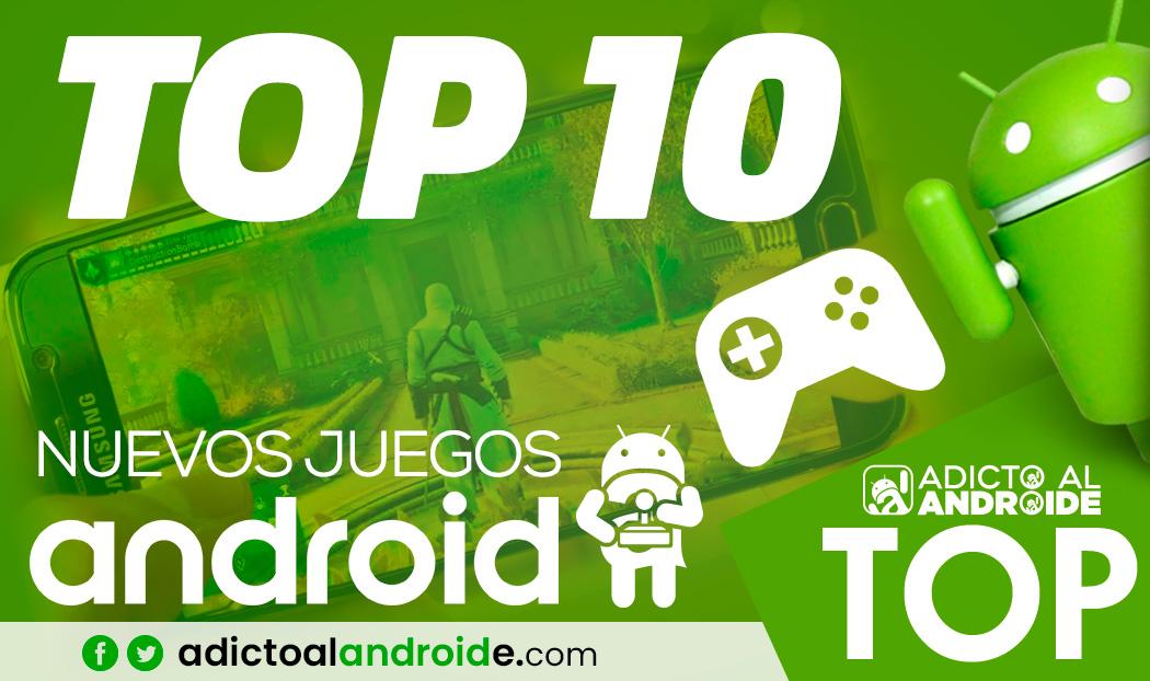 Top 10 de nuevos juegos Android