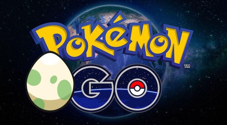 Como utilizar el huevo de la suerte en Pokemon Go