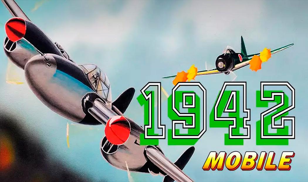 1942, el juego clásico de Capcom