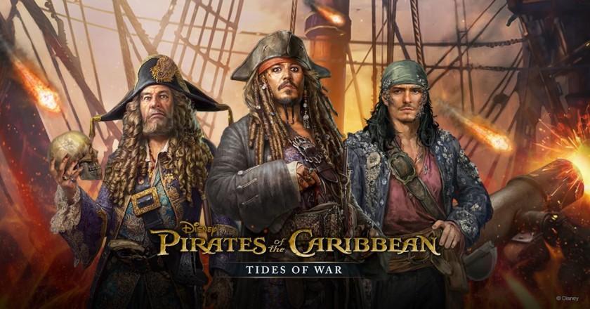 Juego piratas del caribe en Android