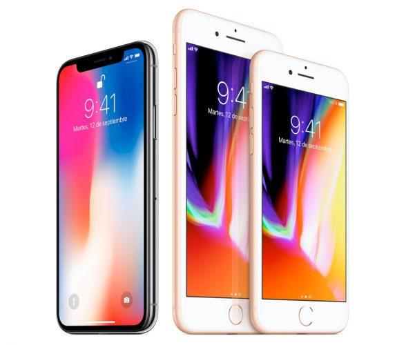 Descargar los fondos de pantalla de los iPhone 8 y iPhone X