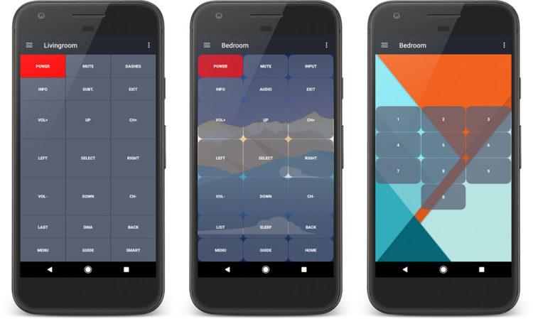 Utilizar tu Smartphone como mando a distancia universal