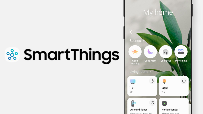 descargar SmartThings