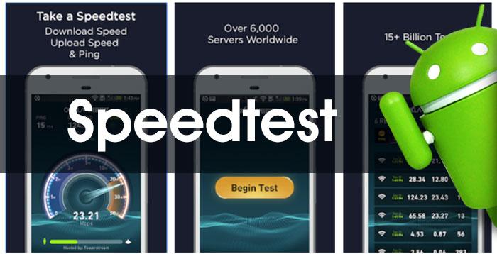 Cómo hacer test de velocidad con smartphone Android