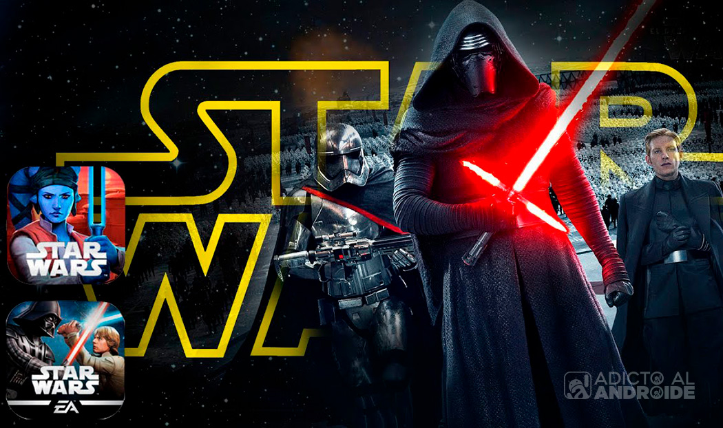 Juegos de Star Wars para Android