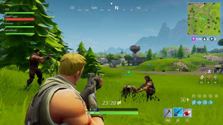 Fortnite Battle Royale llegará a Android