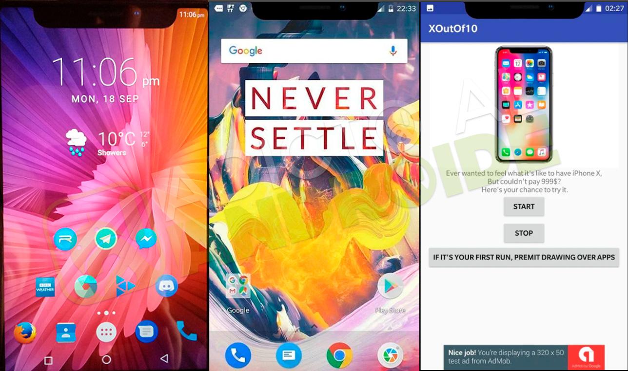 Notch en cualquier Android