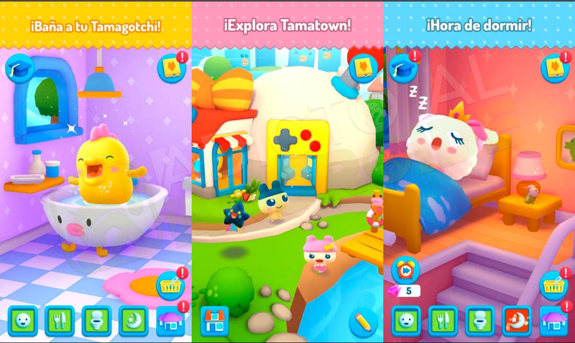 Descárgar Tamagotchi para Android