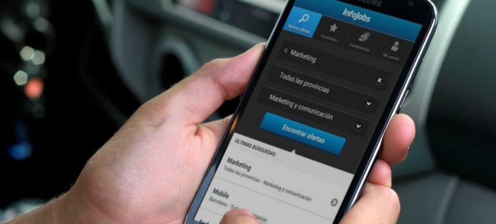 Aplicaciones para buscar Trabajo en Android