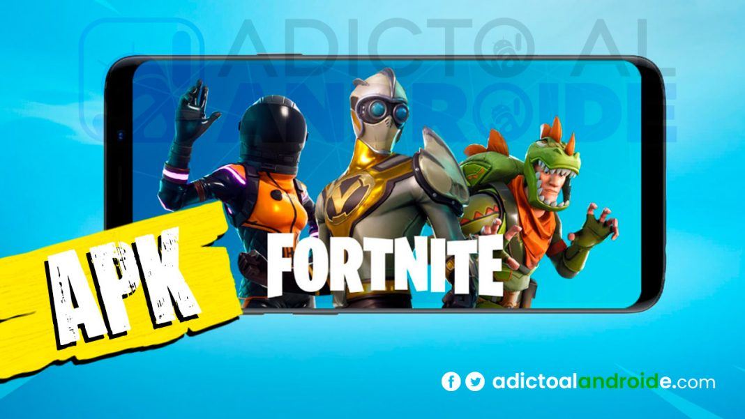 Descargar APK Fortnite Mobile para Android