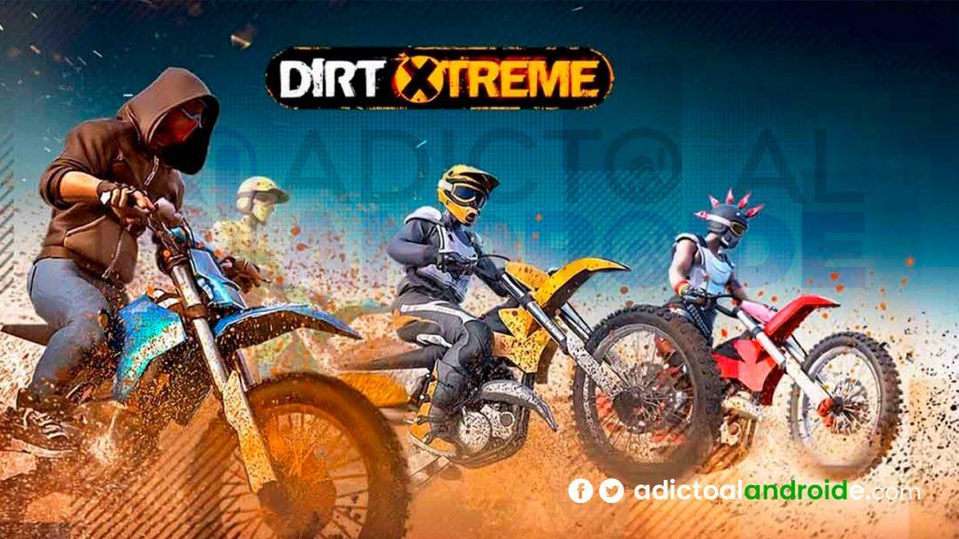 El Dirt Xtreme, uno de los mejores juegos de motocross para Android