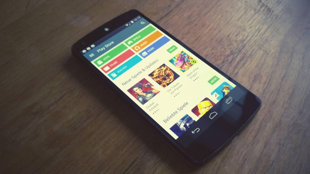 desactivar las actualizaciones automáticas en Google Play