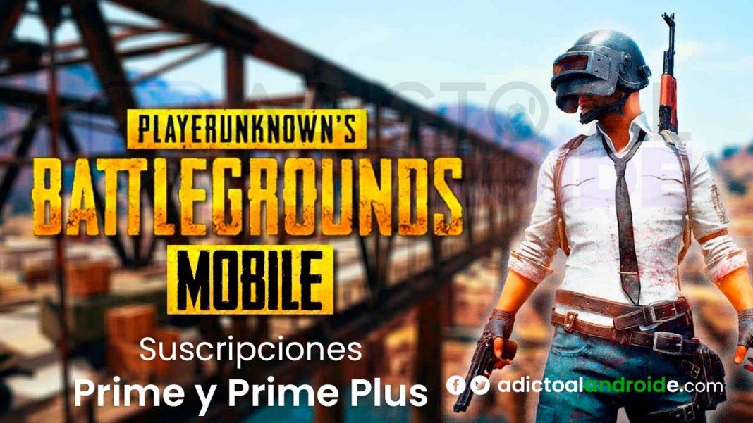 PUBG Mobile informó que recibirá suscripciones Prime y Prime Plus