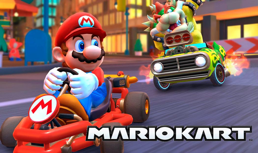 Mario Kart para Android