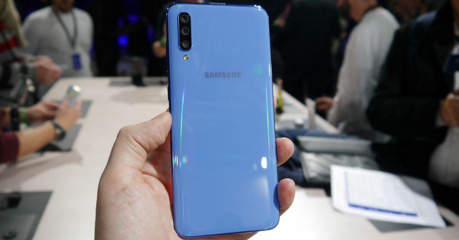 Samsung Galaxy A70 S